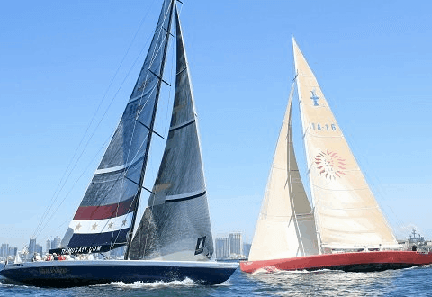 Private Sailing Charters in San Diego, CA